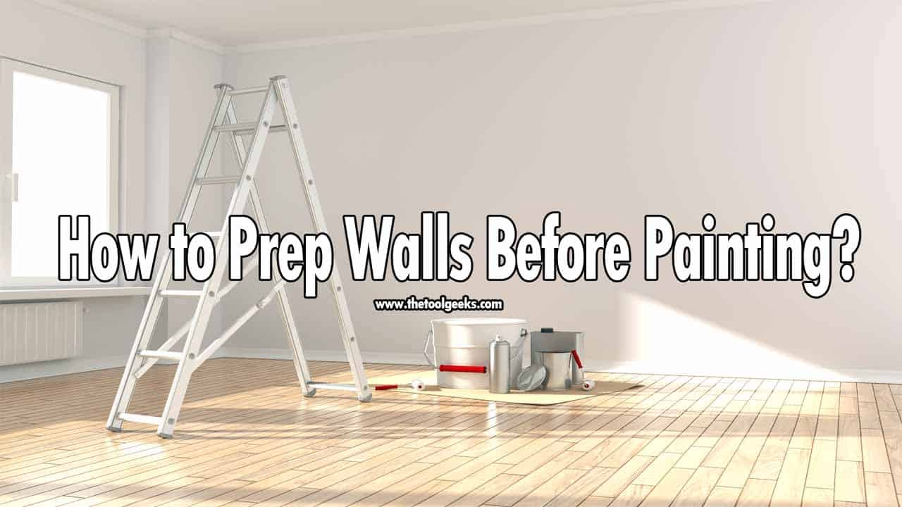 Knowing how to prep walls for painting will help you to get better results. Cleaning the wall and removing any bumps will help the paint to sit better on the surface and therefore look better. That's why preparing walls before painting is a must.