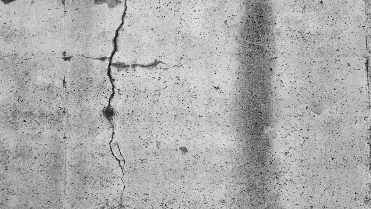 You need to know how to repair the cracks of your concrete walls if you have one. Usually, the best fix for cracks when it comes to concrete is sanding. That's why we recommended using sandpaper to fix all the cracks/bumps your concrete surface has.