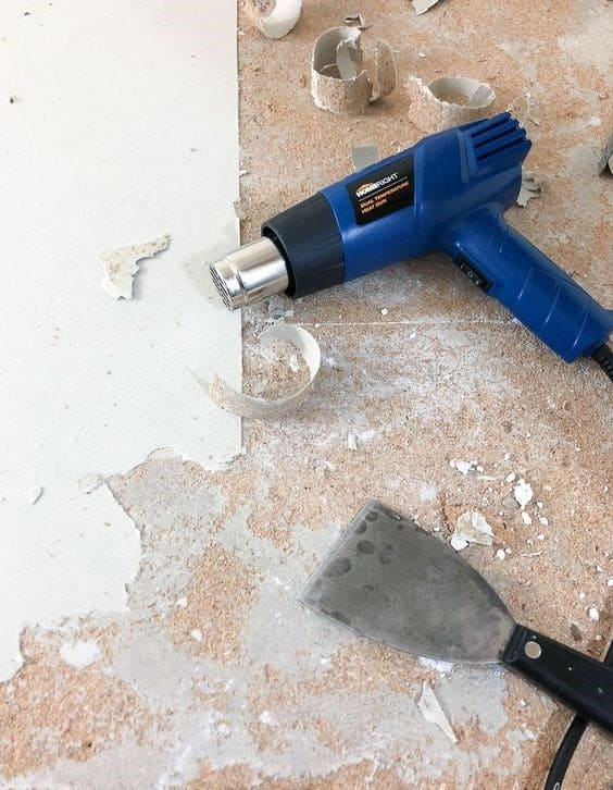 You can have the best heat guns in the world but if you don't know how to safely use them, then you won't need them. Since heat guns can be a very dangerous tool that means that you have to learn how to safely use a heat gun