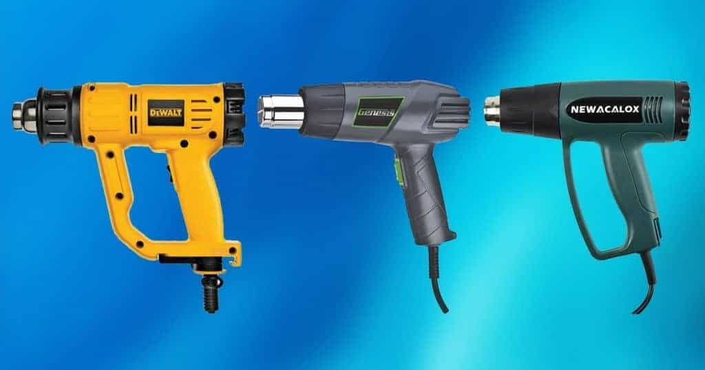 If you are looking for the best digital heat guns with LCD display then you have come to the right place. We have made a good list for this type of heat guns. Variable Temperature Heat Gun with LCD Display will help you a lot, especially if you are working with objects that are very sensitive.