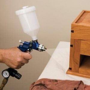 There are cheap and expensive paint sprayers. And sometimes (not always) quality comes with a price. But, if you can't afford expensive paint sprayer then don't worry. Just make sure to read our post about the best lvlp spray guns for the money and you will find some good paint sprayers that don't cost a lot.