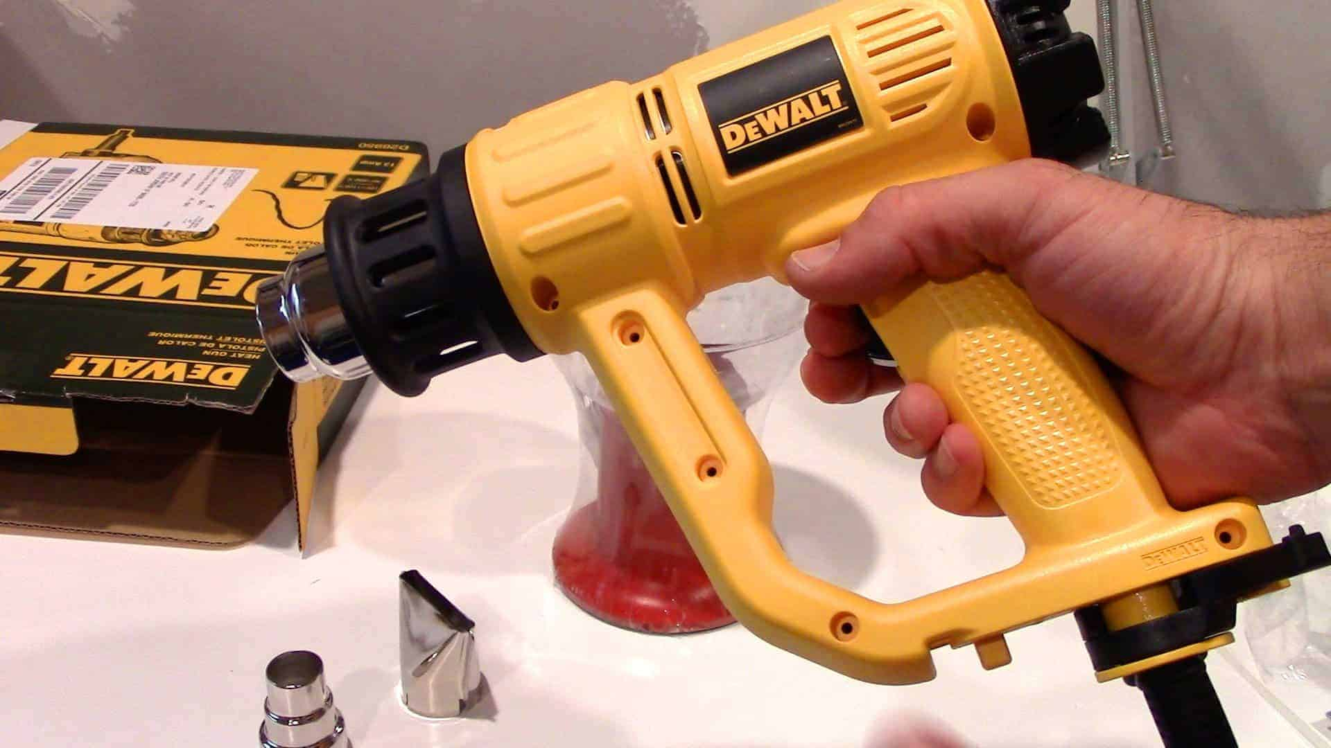 Dewalt D26960 Heat Gun Review
