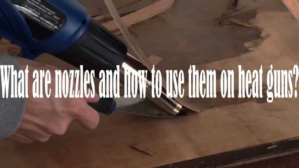what are nozzles and how to use them?