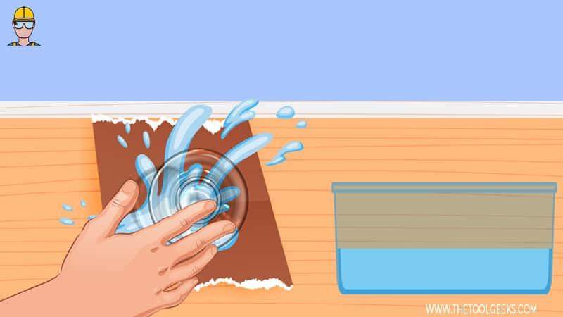 Step 4 - Polish The Glass