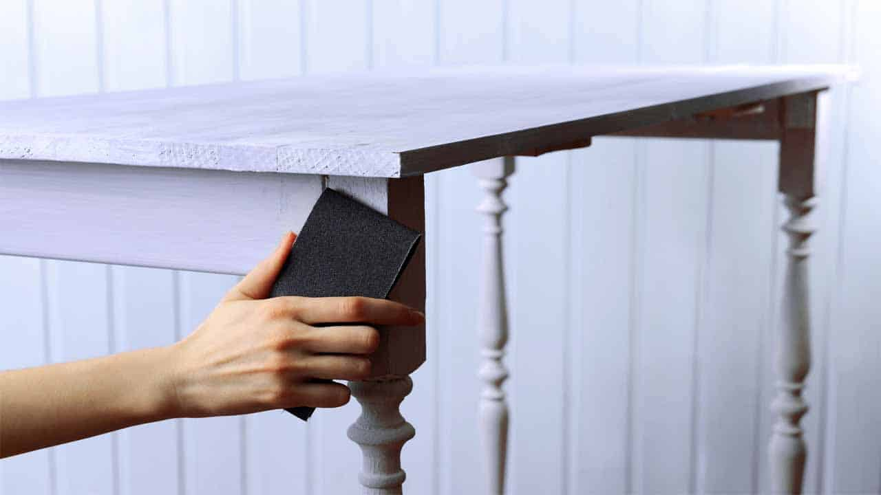 We have made a list of 5 steps that you need to do to refinish your wood tables. Each step requires you do to something else. If you follow all the steps carefully you will have an old table that will look brand new.