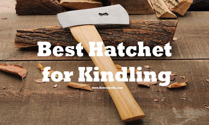 If you do a lot of work around the house then you already know that having a hatchet is important for a lot of things, especially kindling. But you may also know that hatchets tend to break a lot and that's why you need a quality one. If you are looking to buy a new one or replace your old one then make sure to check our list of best hatchets for splitting kindling.