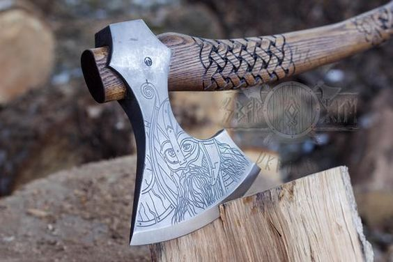 Having a Viking axe can be cool. They are mostly made to decore your room and not for woodworking projects, but you still want to have a durable viking axe, right? Of course, since there are a lot of low-quality viking axes, we have decided to make a list of top 5 best viking axes for you.