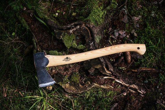 There are 3 things you need to do before using axes.