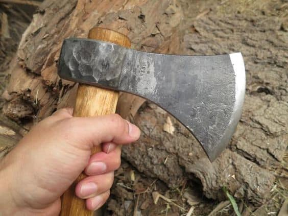 There are many things that you need to do while using the ax. But the main one is that you need to always protect yourself, axes come with a very sharp blade t