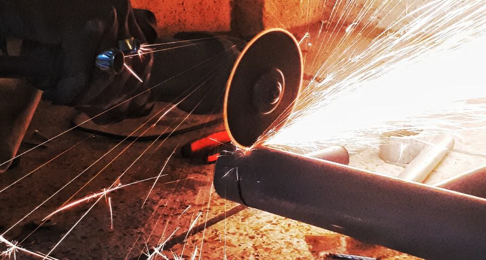 There are different types of grinders. The angled grinders and the bench grinders. Grinders are mostly made for metalwork