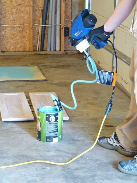 Airless paint sprayers are mostly used by professionals, but they can be used by homeowners too. If you are looking for the best airless spray gun for DIY then make sure to check our post.