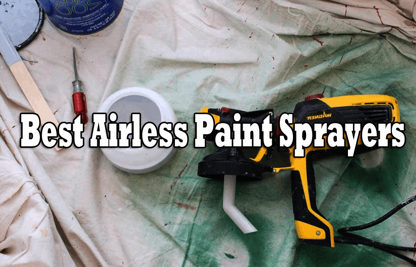 Choosing the best airless paint sprayer can be hard sometimes, especially since there are a lot of different models. We have made a list for the best Professional Airless Paint Sprayer that you can choose from.