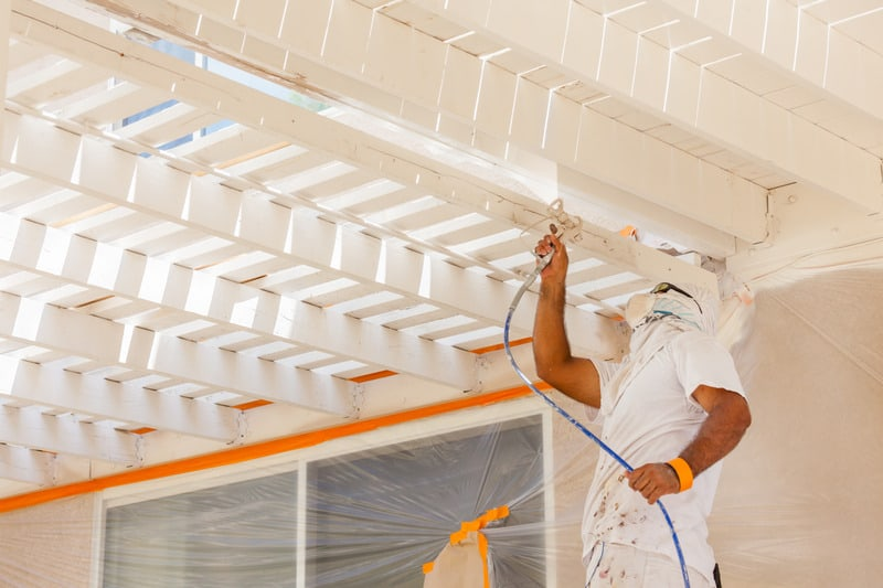 If you are looking to paint your ceilings then you need a paint sprayer. There are many different models that you can choose from, some of them are good and some of them are bad. To save you the trouble we made a list of recommendations for the best paint sprayers for ceilings.