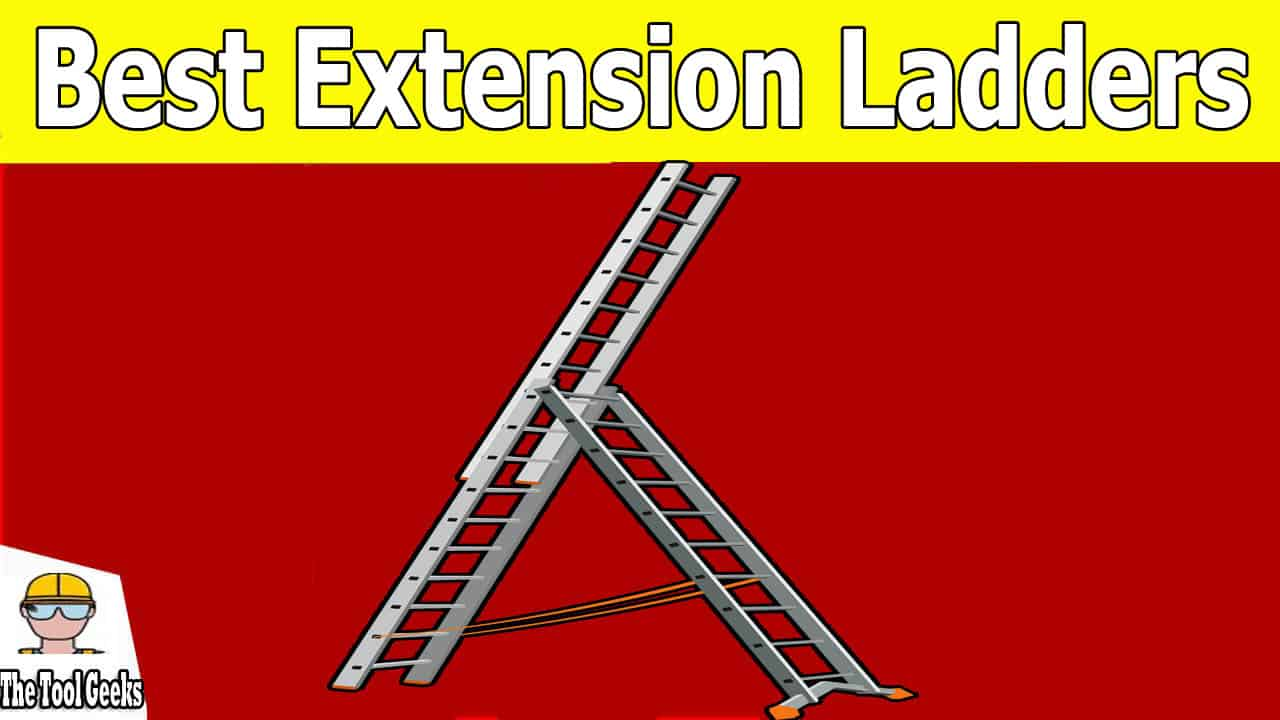 If you are looking for the best extension ladder then you should check the list that we made. We have included 5 different extension ladders that come with a different price range and different features.