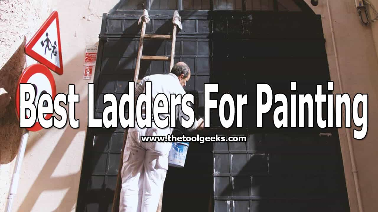 If you decide to paint your house then you need a ladder. We have made a list of the best ladders for painting. This will allow you to focus on other things rather than choosing a painting ladder.