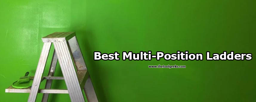 Having a multi-position ladder will help you complete a lot of tasks. They are very versatile and can be used for every project size. If you don't own one, then you should check our best multi-position ladders list. We have tried of best to include ladders that help you complete the most tasks. Every multi-use ladder that we have here come with different qualities.