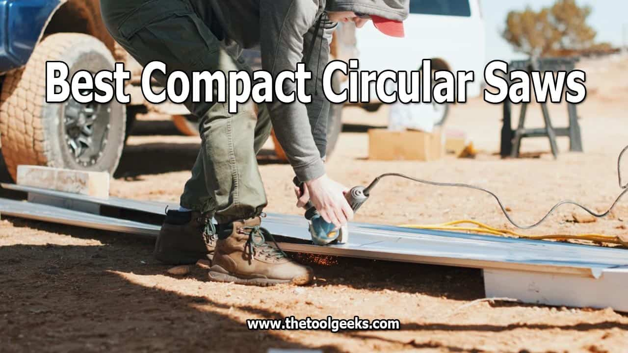 If you are looking for the best compact circular saws then you came to the right place. We have listed 5 different mini circular saws that you can use for your daily projects. These saws can cut wood, plastic, and some of them can cut metal.