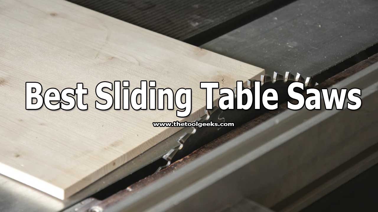 Table saws are very useful. You should have one for your workshop. One of the hardest table saws to find is the sliding table saw. To help you find them and pick a high-quality one, we have decided to make the best sliding table saws list where we listed 5 different machines that you can use.