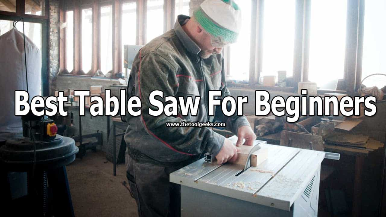 If you are a beginner then it's probably hard for you to choose a table saw. Many models have different features that you never heard. To help you make a better and easier choice we have decided to make a list that contains the best table saw for beginners. The list has 5 different tables saw models that come with different qualities.