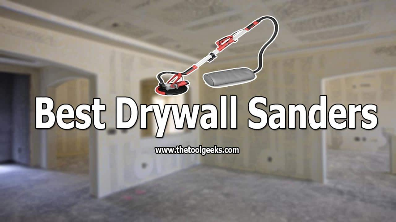 If your drywalls started to look old then you might need to refinish them. To refinish your drywalls you need to use a drywall sander. These types of sanders are specially made for drywalls. They are long and powerful enough to deal with any drywall surface. If you don't have one then make sure to check our best drywall sanders list.