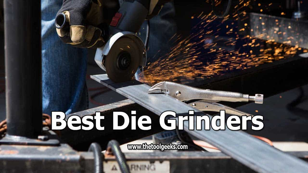 There are a lot of different die grinders available on the market. Finding the best electric die grinders is becoming harder day by day. If you are in a hurry, then you should check our list. We provided a detailed review of 5 different units and explained their features.