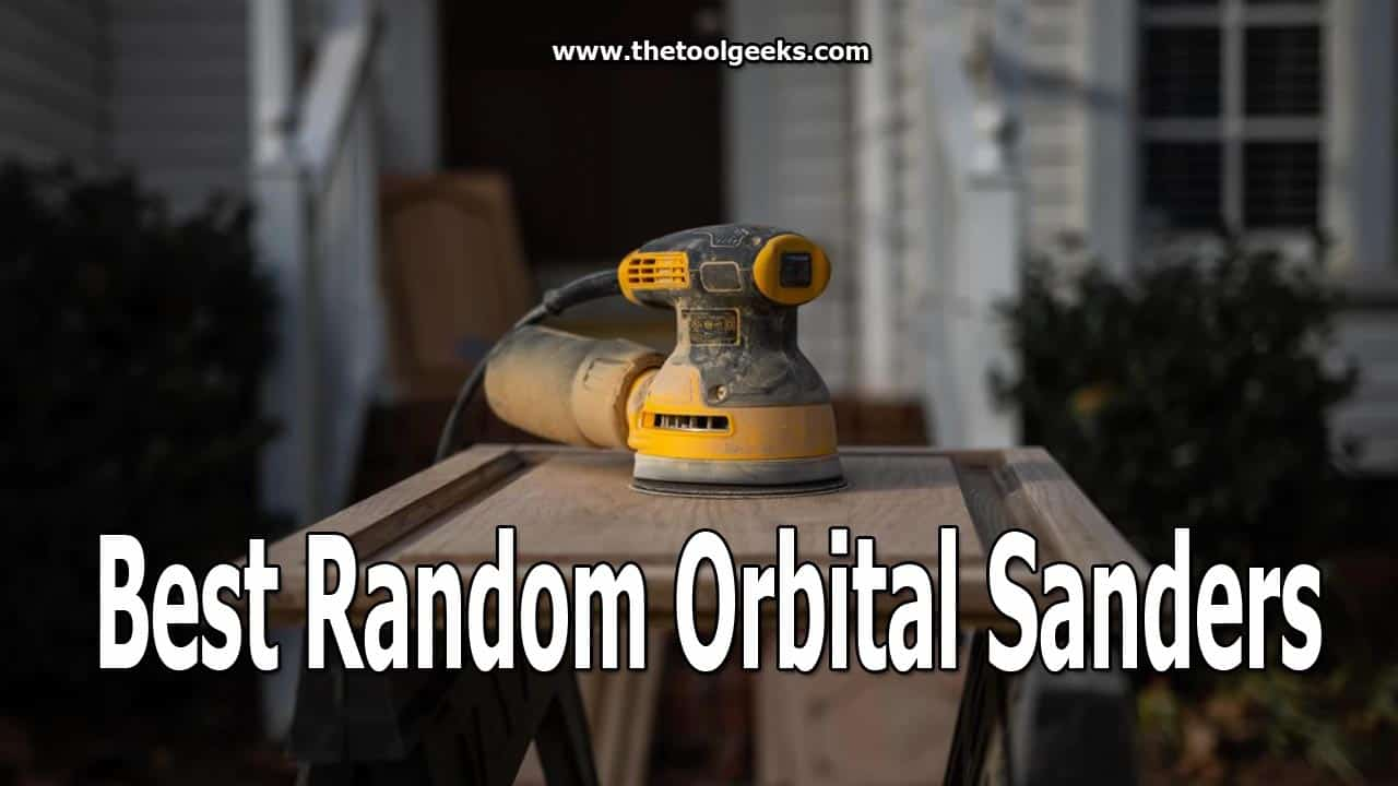 Finding the best random orbital sanders can be hard. There are a lot of different units available so you can be easily confused. To help you out, we have made a list that contains 5 different models that have different features, shapes, and price ranges.