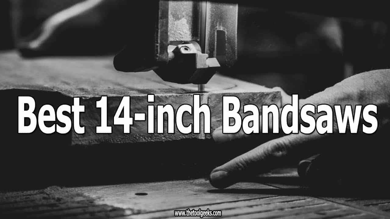 Choosing a 14-inch bandsaw can be hard. There are a lot of different models available that come with different features. So, choosing just one can be hard. That's why we made the best 14-inch bandsaws list.