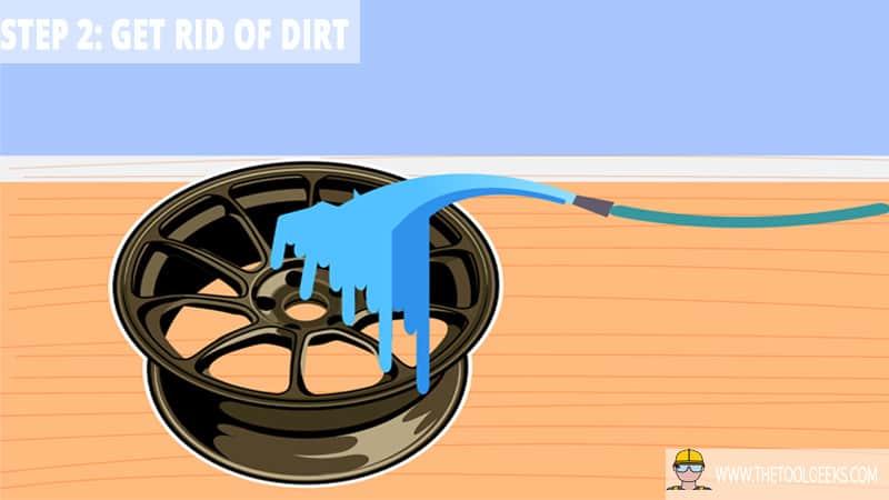 Step 2: Get Rid of Dirt and Debris