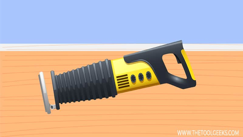 What Is a Reciprocating Saw?
