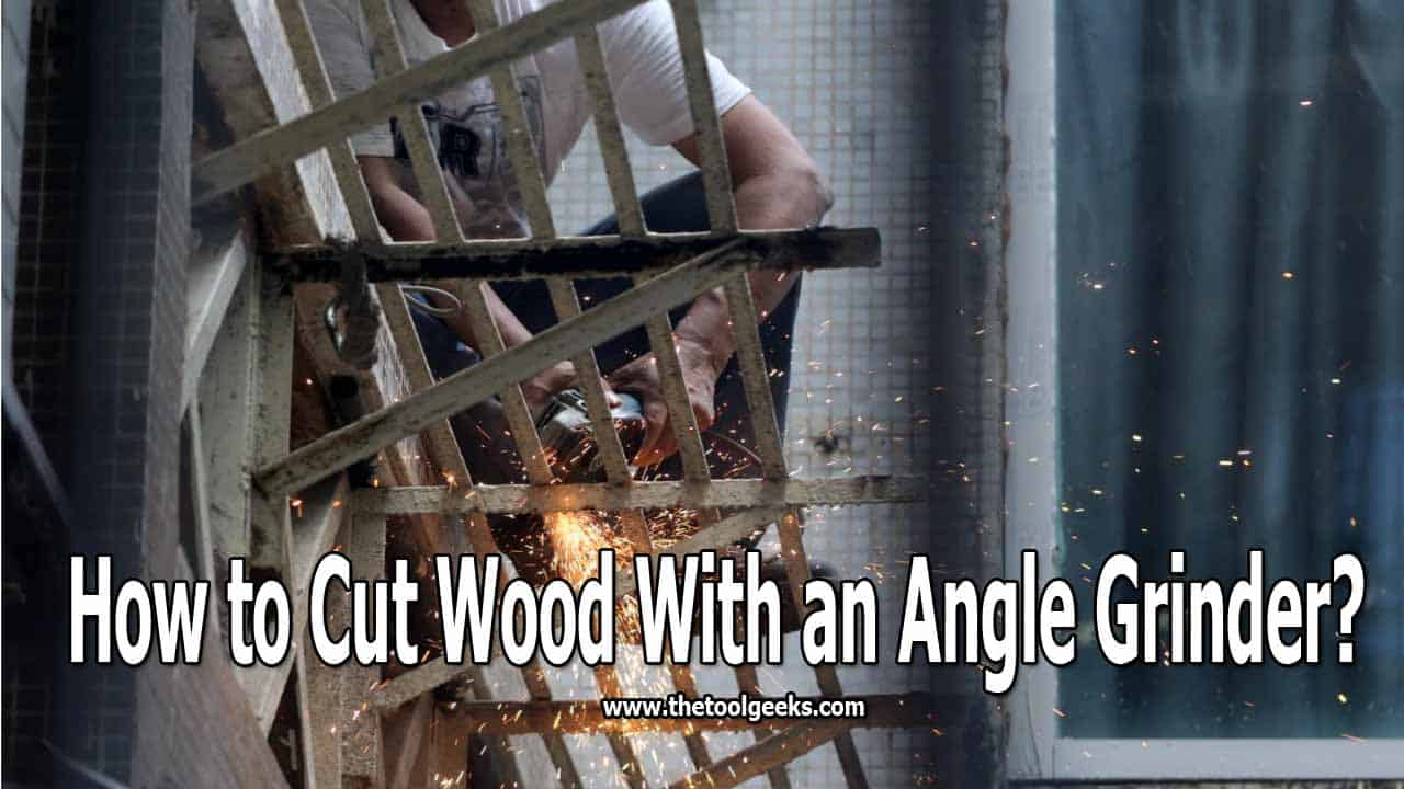 If you are asking yourself: can you cut metal with an angle grinder, then the answer is YES. But, you have to be always careful. You need a different blade, and you need to make sure that the angle grinder model that you have can be used for wood.