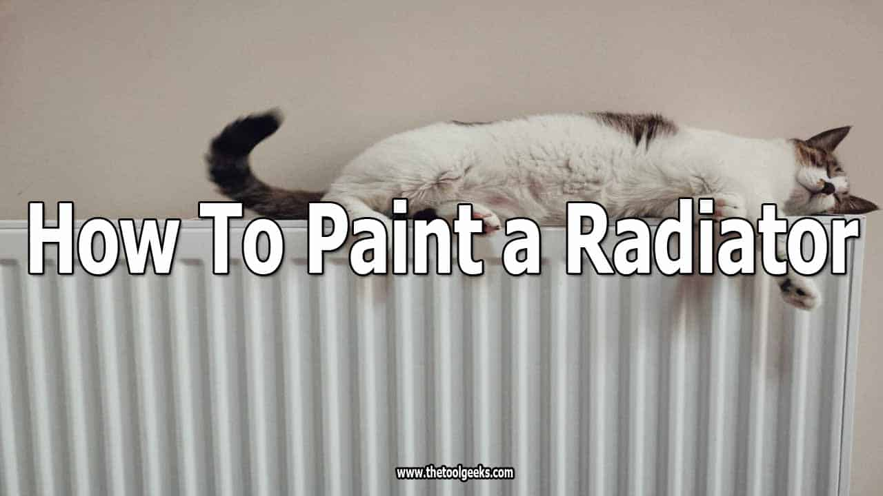 Even radiators get old and rusty. Sometimes you have to re-paint them so your whole house looks better. That's why knowing how to paint a radiator is important. You must also know the type of paint and primer that you can use. Because as you know, radiators are hot and they can melt most of the paints.