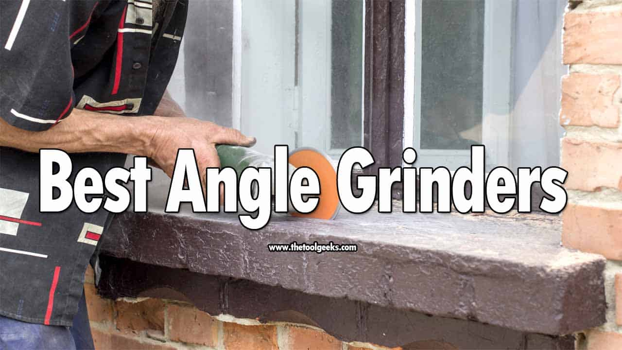 The market is full of low-quality products. It's hard to find a high-quality one. That's why, to make things easier for you, we decided to make a list of the best angle grinders. The list contains 5 different models that have unique features that will help you in your next project.