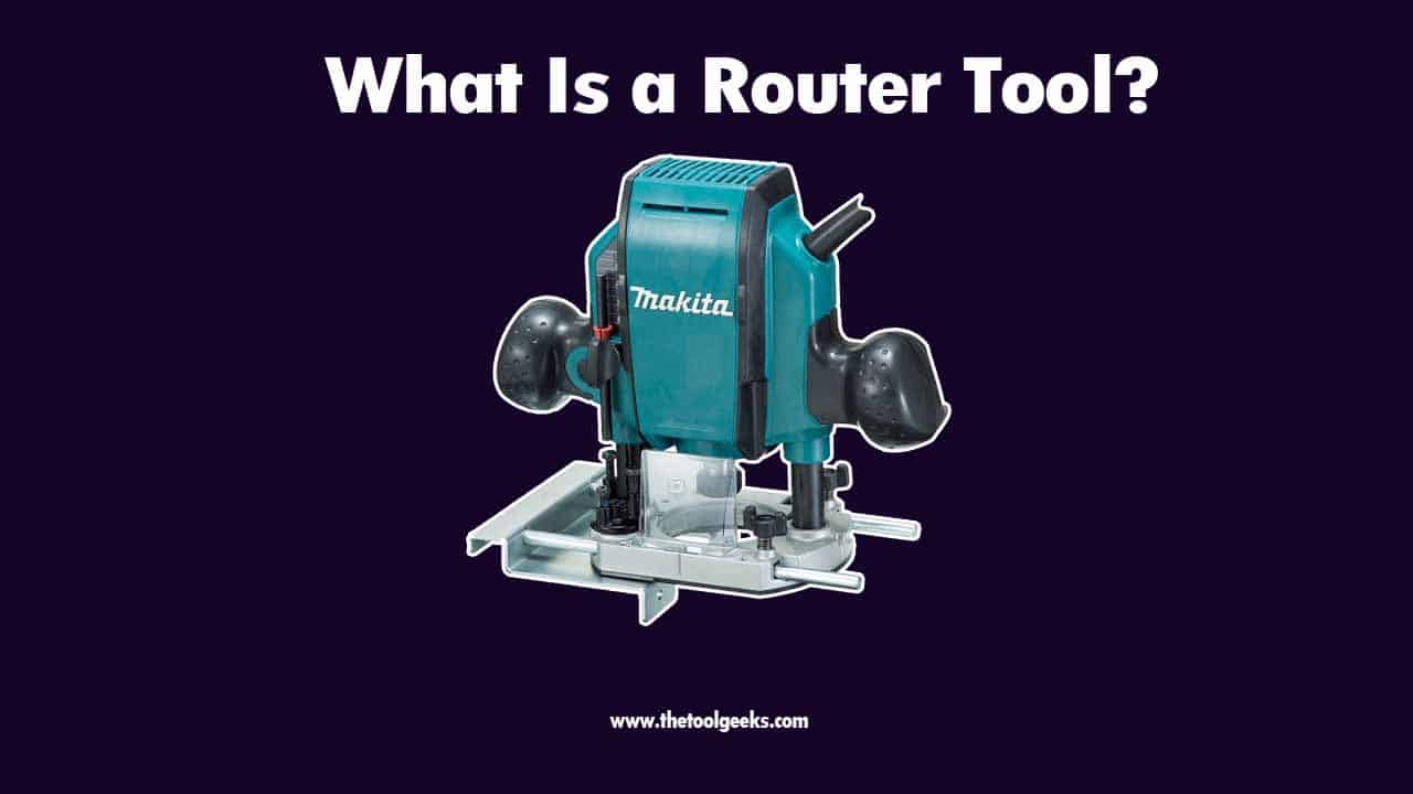 The router is a woodworking power tool that is mostly used to shape the rounds of the wood. While that is its main purpose, the router can also be used to cut wood or plastic.