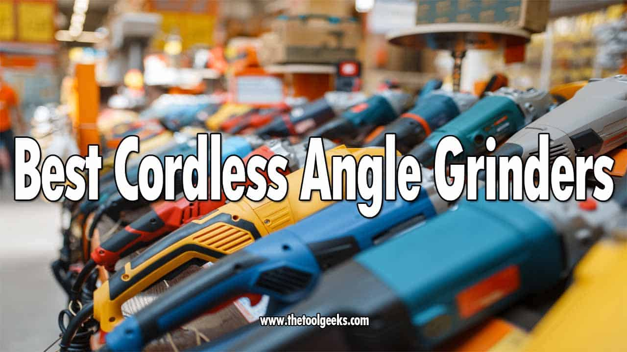 If you want to cut wood, or grind metal then having an angle grinder is a must. Angle grinders are great power tools that can be used for different tasks. There are many different angle grinders available on the market, so finding the best angle grinders can be challenging for most people. To help you out, we made a list of the top 5 angle grinders that we think are the best. Check them before buying one.