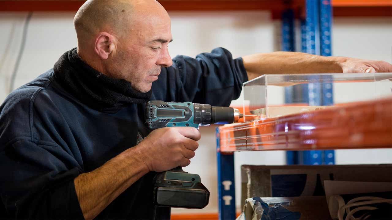 Knowing how to drill through glass is important if you want to make a hole in a glass. It takes a lot of experience and a lot of time to get it right, but if you follow our guide then you will know exactly what to do when drilling glass, and how to avoid glass from breaking.