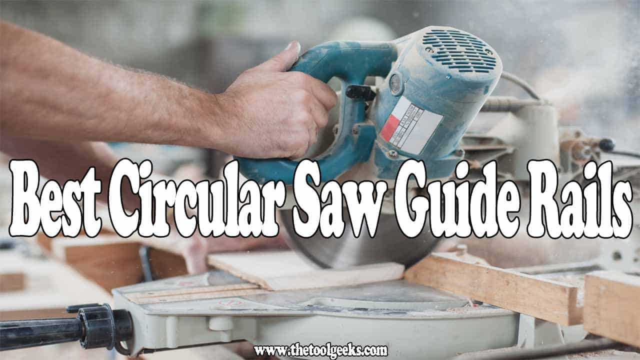 Circular saws are good power tools, but making straight cuts is hard with them. That's why you need a circular saw guide that will help you keep the tool straight and make a straight cut. Finding the best circular saw guide rails can be hard, especially if you don't know what you are looking for. To help you out, we made a buyers guide where we listed all the things you need to know before buying.