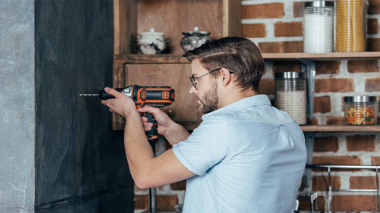 The corded drills are not used as much as the cordless ones. But, these types of drills have more power and torque. If you have to drill through tough materials then you should go for a corded drill.