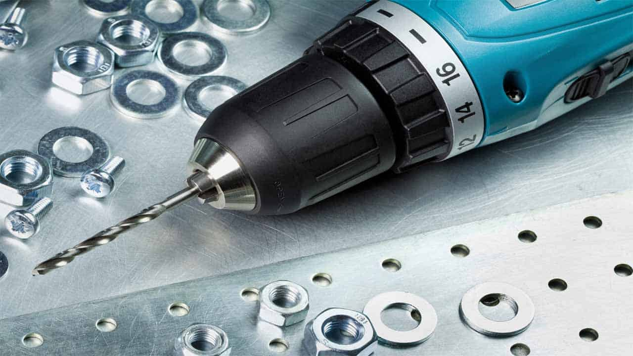 The drill is a very useful and versatile tool. You can't go to a workshop and not see a drill. They can be used for different tasks, but most of the time they are used to make holes into hard materials. They can be also used for screws.