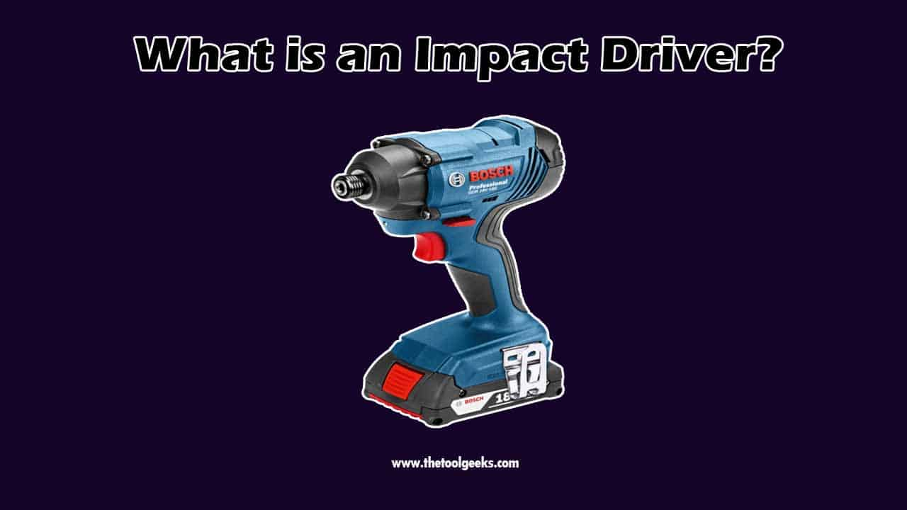 The impact drivers are mostly used to drive in screws, but not limited to. They have a compact and light body that is very portable. Impact drivers cost more than drills, but they are faster and worth the price.