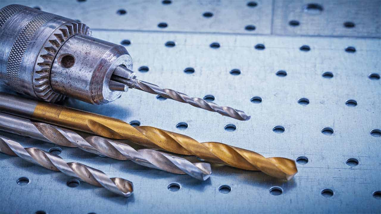 You don't need some special drill bits when drilling cast iron. Cast iron is very easy to drill into, so any drill bit that works for metal will also work for cast iron. Just make sure to avoid using drill bits that are made for woodworking projects because they will break very easily.