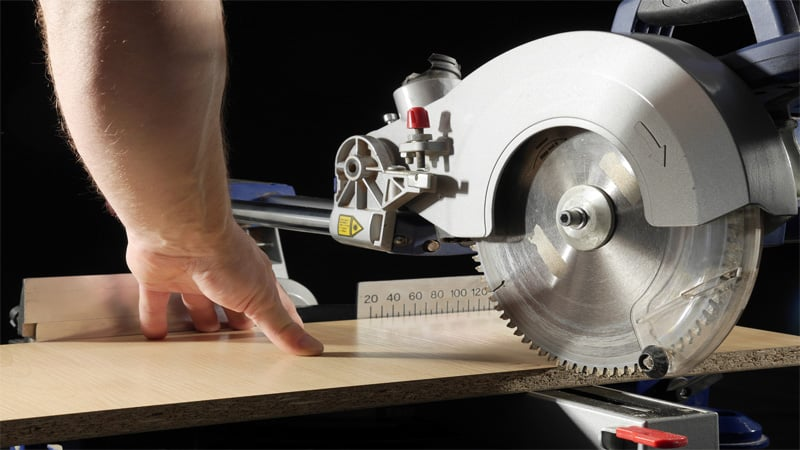 You can make straight cuts with a circular saw. You need a few extra tools, but it's doable.
